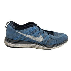Nike Flyknit Lunar 1 Plus Running Shoes Size 13